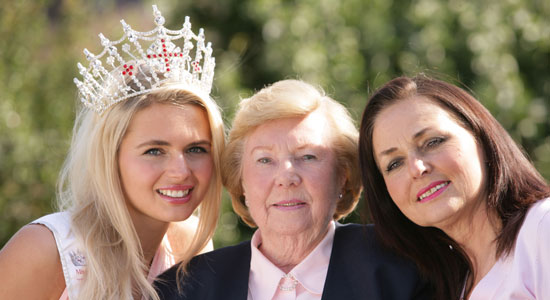 Laura Coleman shares her Miss England journey
