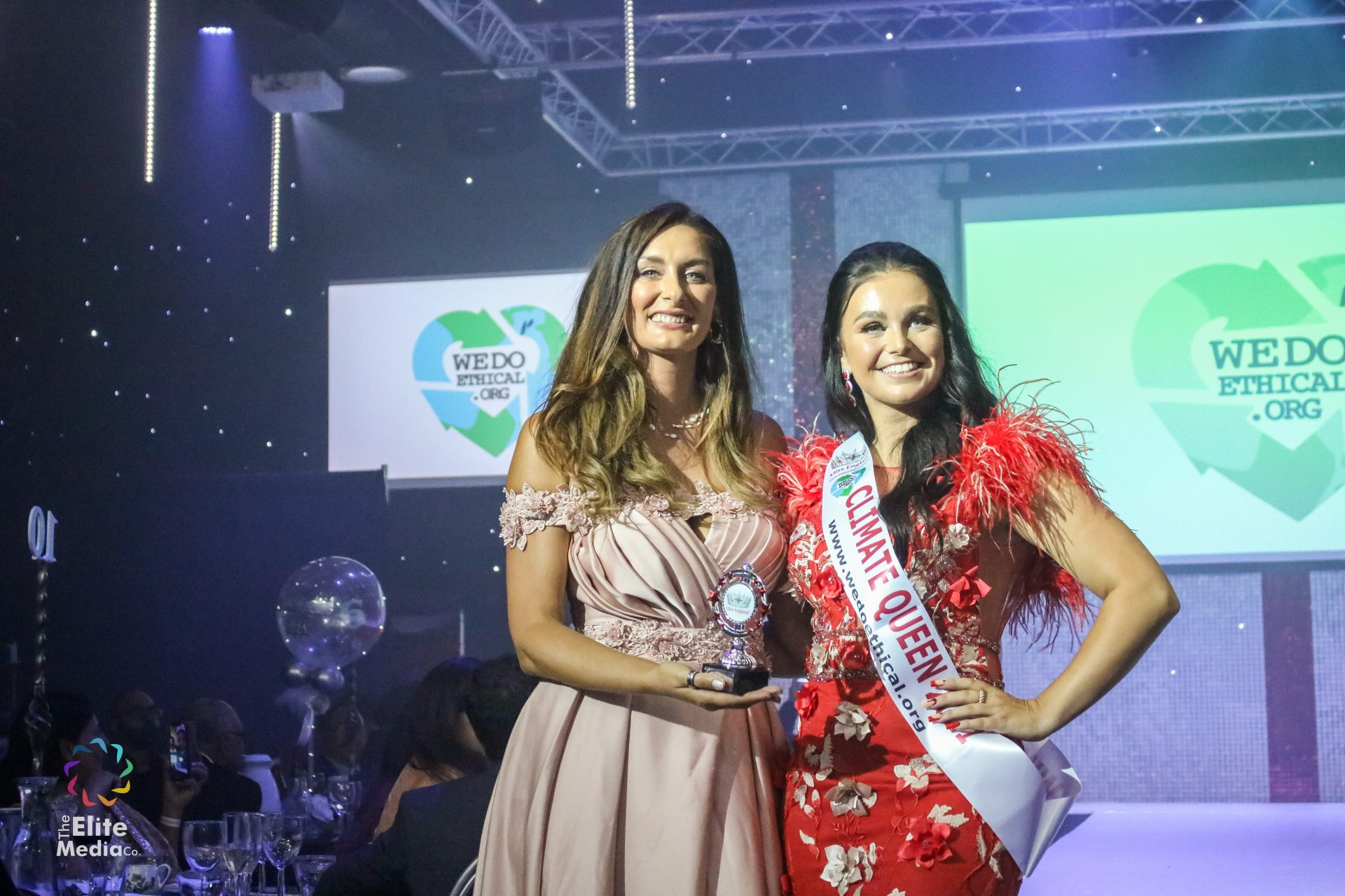 IN A BID TO TACKLE CLIMATE CRISIS – Miss England Teams up with WeDoEthical.org aiming to plant 70,000 trees for the 70th year of Miss World