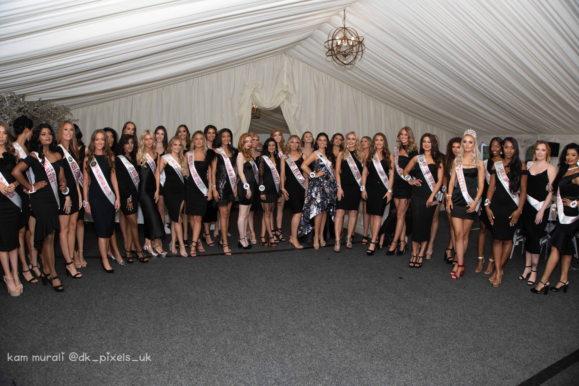 Miss England Finalists raise over £40,000 for Beauty With A Purpose
